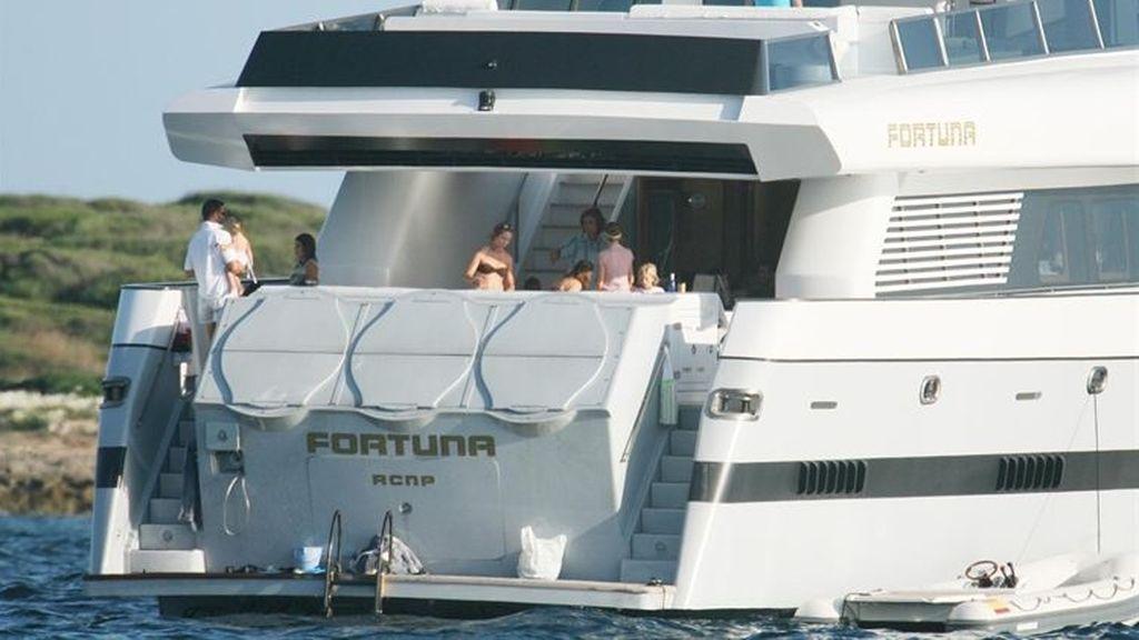 Patrimonio Nacional asumió los 1,2 millones de indemnizaciones de la tripulación del yate Fortuna de Juan Carlos I
