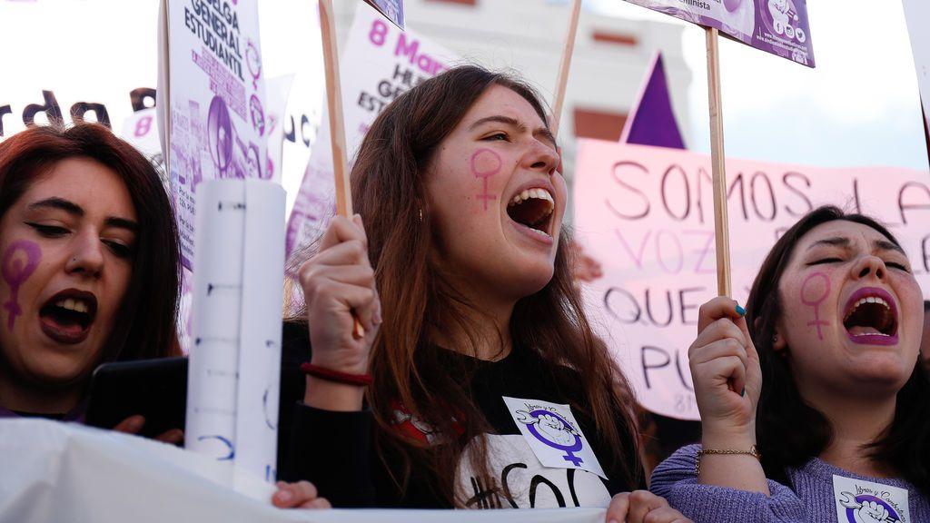 La justicia permite la celebración de los actos del 8-M en Madrid tras el recurso de las feministas