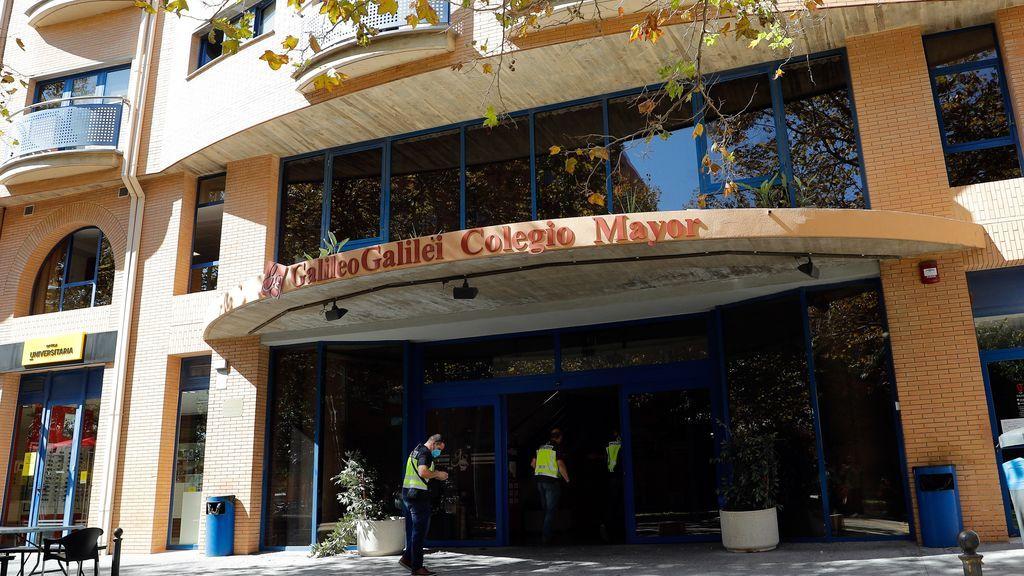 El colegio mayor Galileo Galilei  de Valencia paga 15.000 euros por su fiesta ilegal