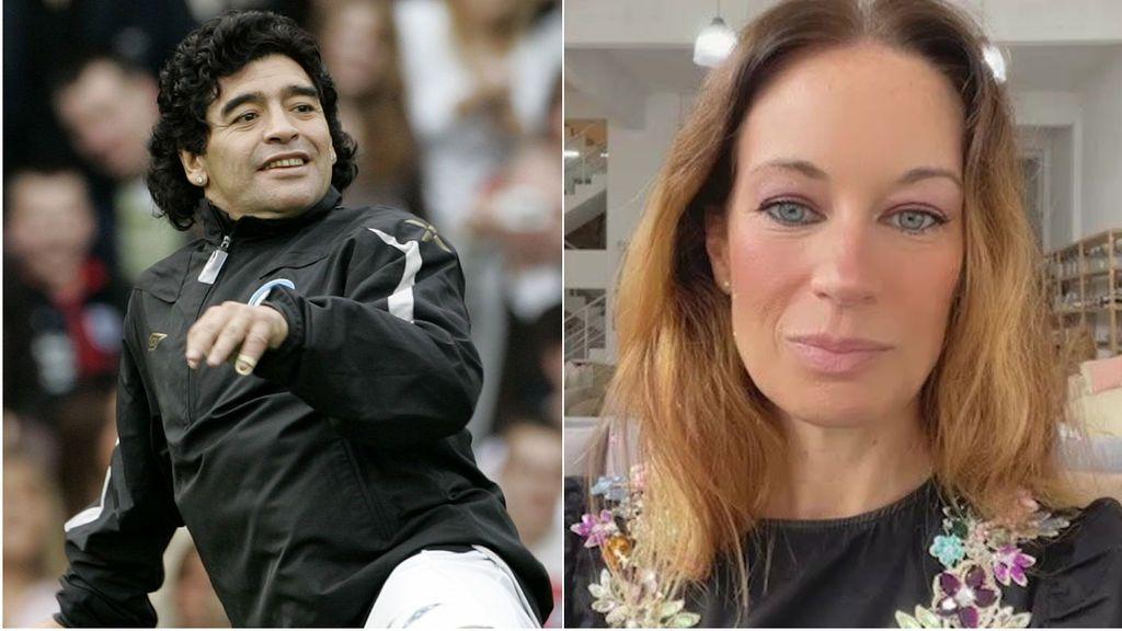 La última mujer en la vida de Maradona: ¿Quién es Jazmín Garbini?