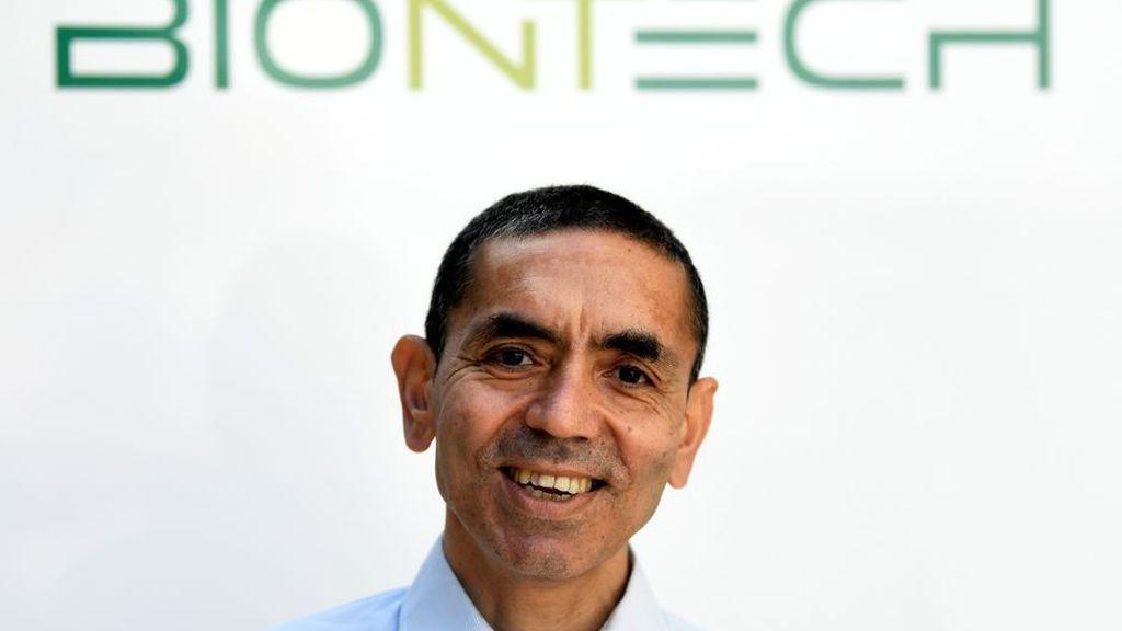 """Ugur Sahin, creador de la vacuna Pfizer y BioNTech: """"Las personas vacunadas no contagian"""""""