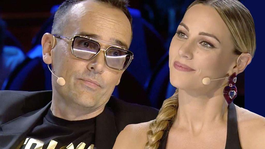 La curiosa felicitación de Risto Mejide a Edurne por el nacimiento de Yanay con guiño a 'Got Talent'