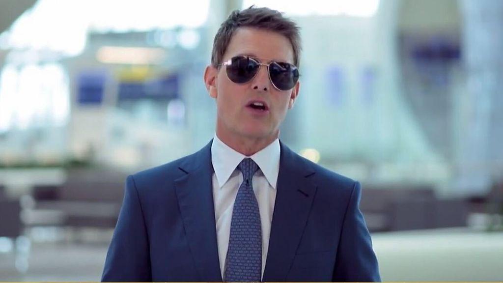 Tom Cruise manda un mensaje de apoyo al cine español