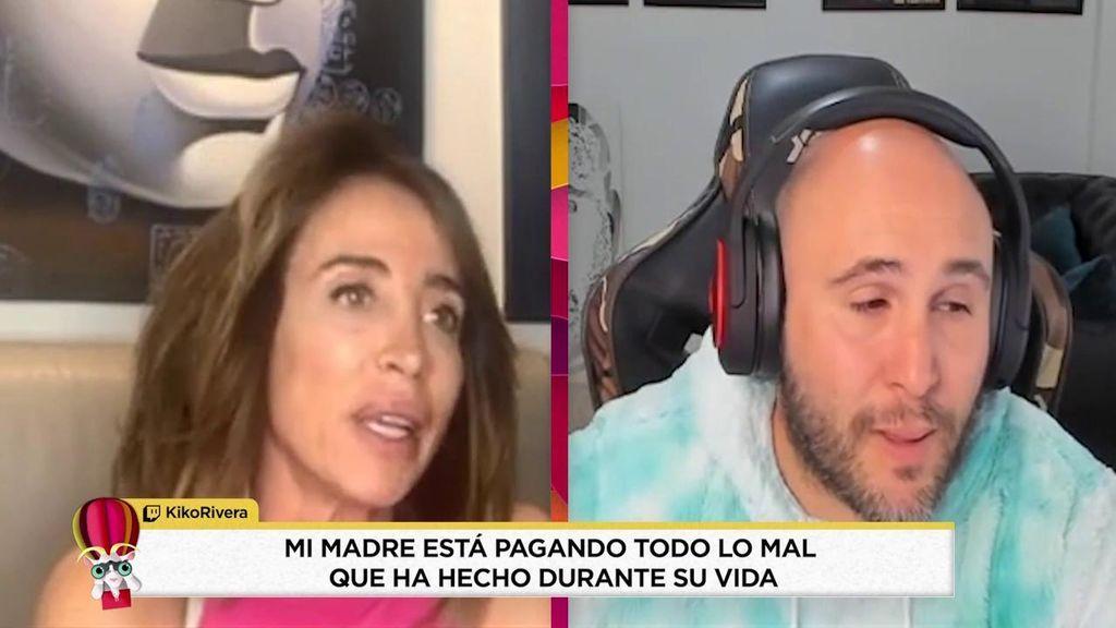 Patiño analiza su entrevista con Kiko Rivera