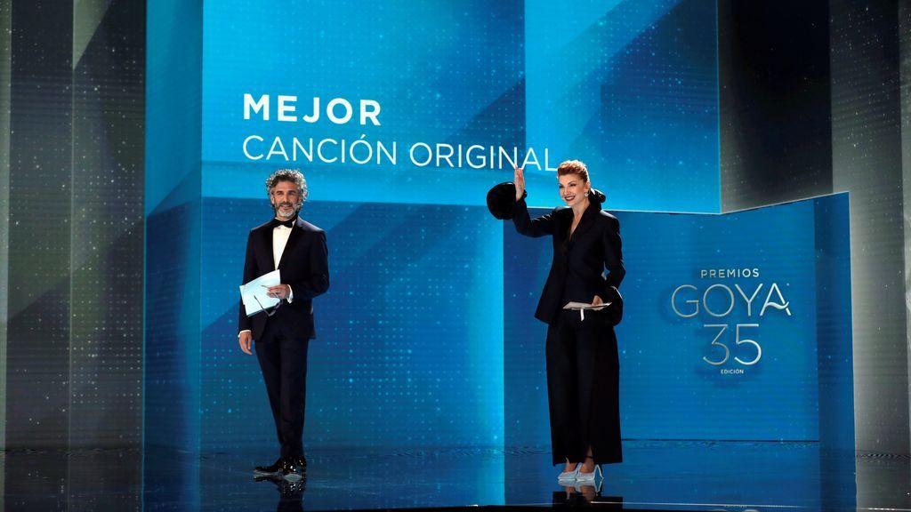 La 35º edición de los Premios Goya, en imágenes