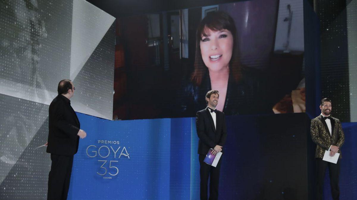 Biografía del cadáver de una mujer de Mabel Lozano Ganadora Mejor Cortometraje Documental ©Miguel Córdoba – Cortesía de la Academia de Cine