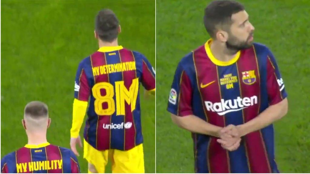 El gran detalle del Barça con motivo del 8M
