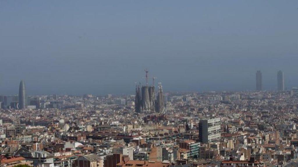 Declarado el episodio por alta contaminación en toda Cataluña