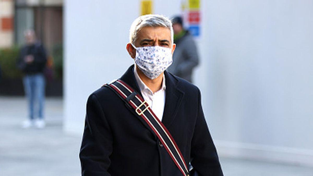 Sadiq Khan, el alcalde pro mascarillas y anti Brexit ¿podrá combatir la violencia en Londres?