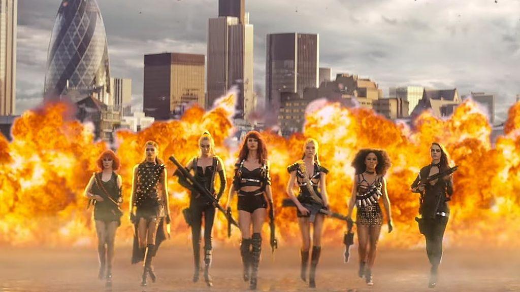 Las amigas famosas de Taylor Swift: Gigi Hadid, Selena Gomez, Karlie Kloss