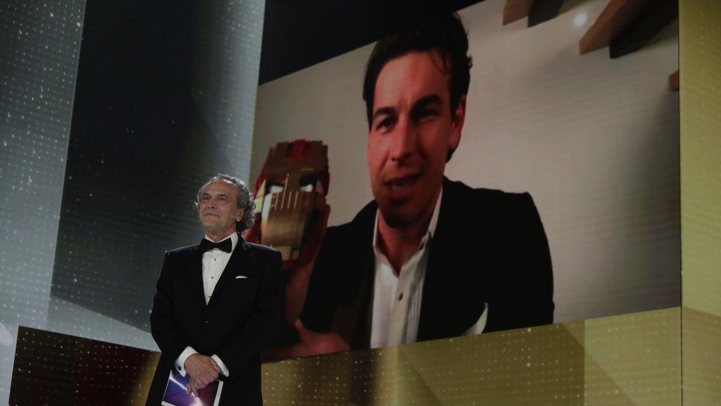 Mario Casas, mejor actor por 'No matarás'