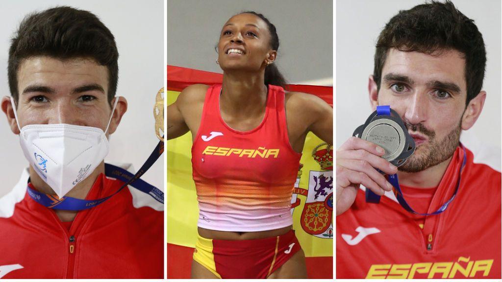 España acaba el Campeonato de Europa de Atletismo con cinco medallas en su palmarés