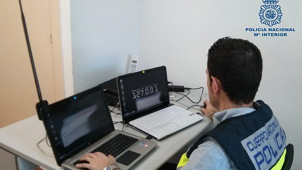 La Guardia Civil alerta sobre una campaña de 'phishing' que suplanta a la Agencia Tributaria