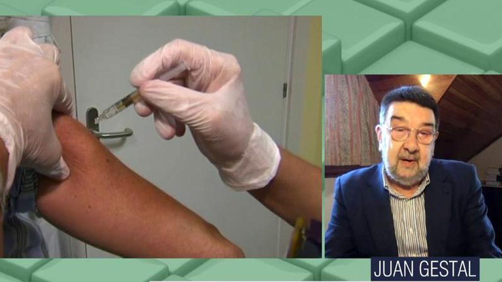 El epidemiólogo Juan Gestal detalla los efectos de la vacuna Astrazeneca y cómo será el verano