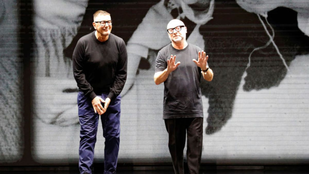 Dolce & Gabbana reclama 500 millones de euros de indemnización a dos blogueros por difamación