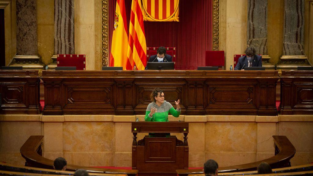 La CUP presidiendo el Parlament: una apuesta por cronificar su imparcialidad y los conflictos con sus letrados