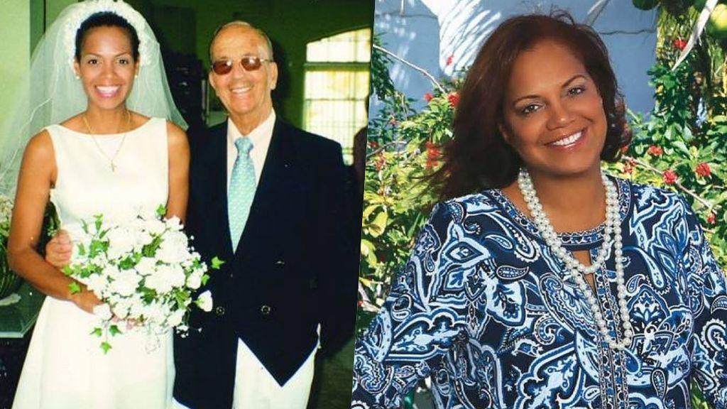 Así es la vida de Ronna Keitt, la viuda de Papuchi y madre de sus dos últimos hijos