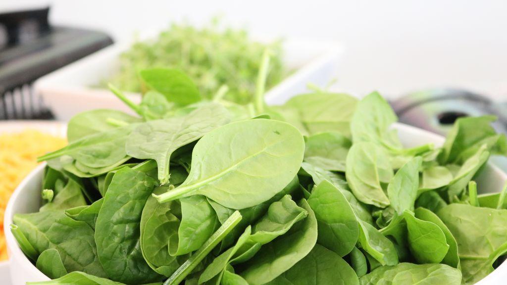 Espinacas: verduras fáciles de cultivar en casa