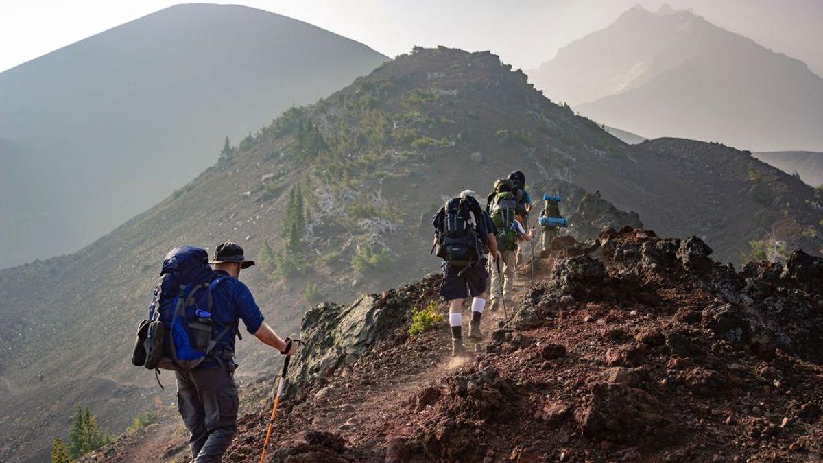 De ruta por la montaña: cinco zapatillas perfectas para iniciarse en el senderismo