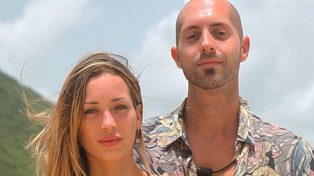 Mayka y Pablo posan juntos por primera vez tras su reconciliación