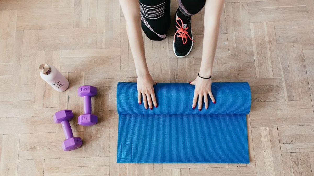 Hacer deporte en casa es posible: trucos para montar tu propio gimnasio