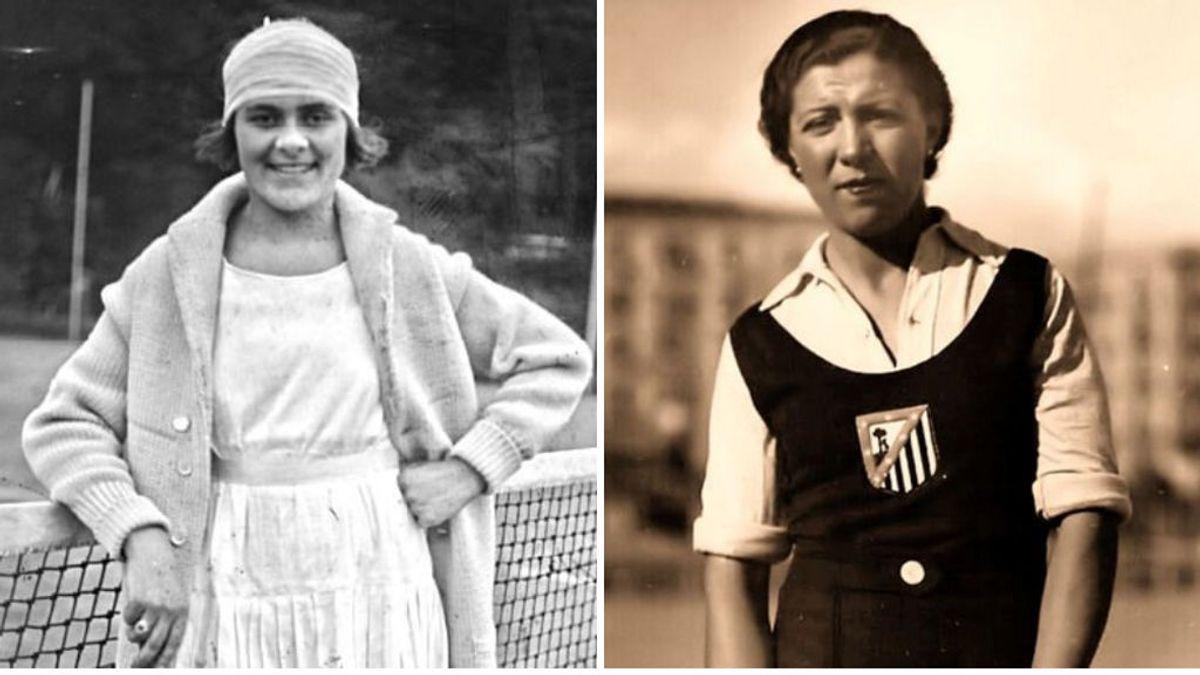 Lilí Álvarez, Margot Moles o Aurora Villa: las pioneras del deporte femenino en España
