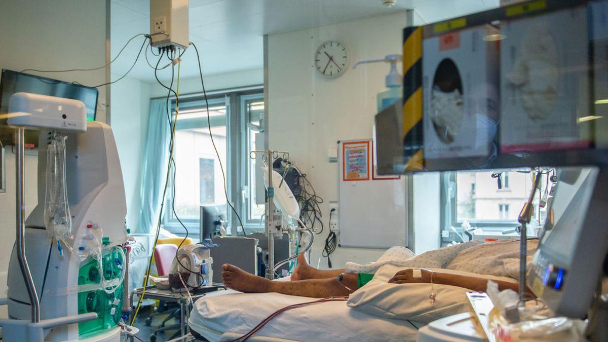 Investigan dos casos de erecciones de más de cuatro horas en pacientes de más de 60 años con covid