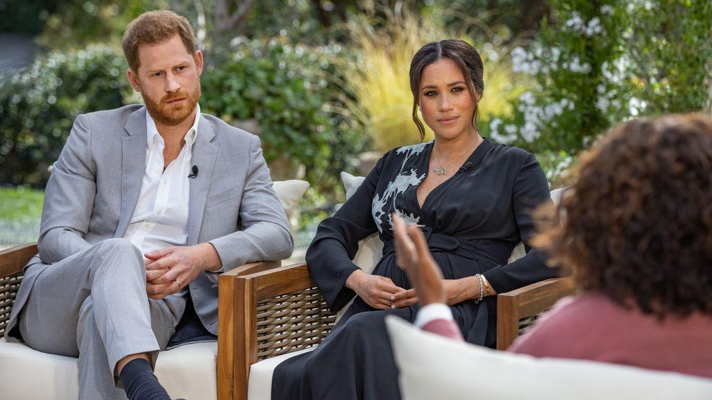 """La confesión más dura de Meghan Markle y el príncipe Harry: """"Ya no quería vivir más"""""""