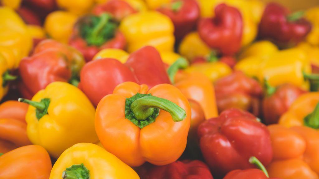 Pimientos: verduras fáciles de cultivar en casa