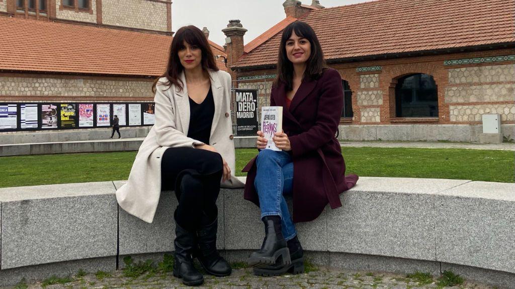Rosa Márquez y Marta Jaenes, autoras de ¿Cerró usted las piernas?