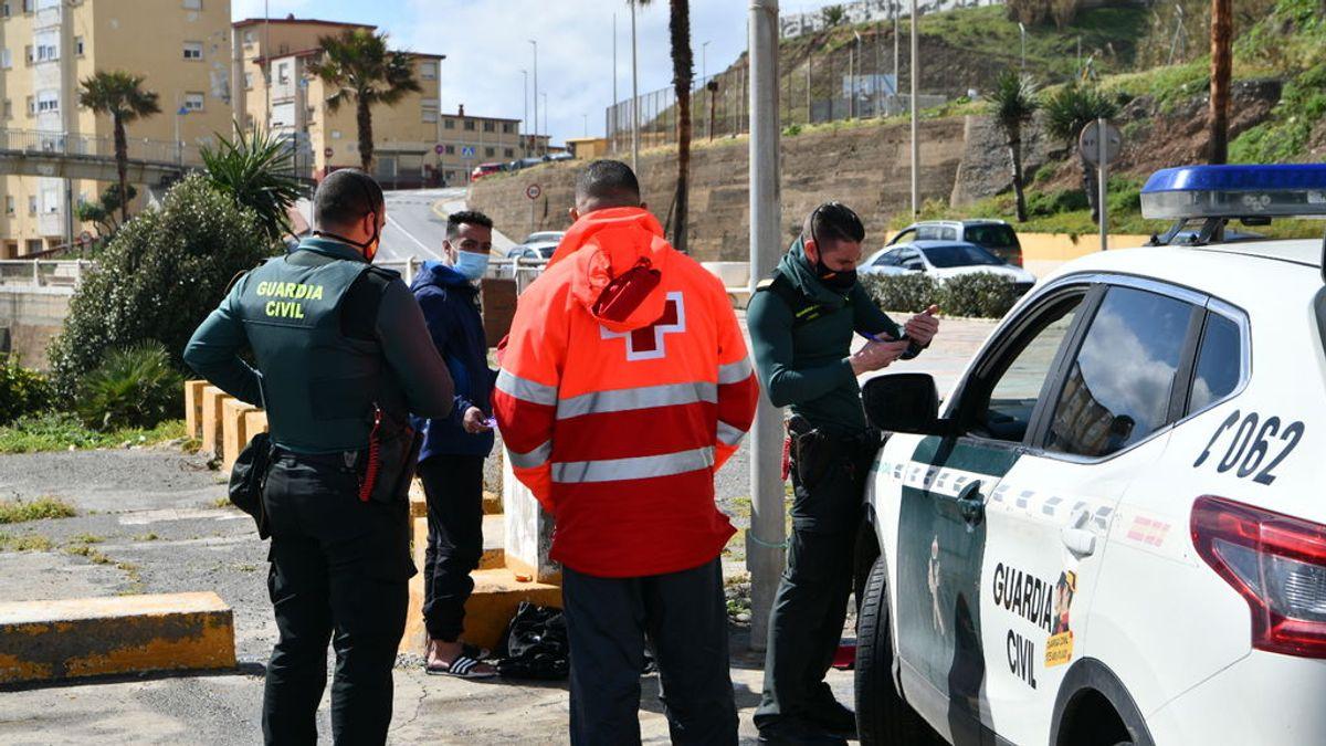 Cinco inmigrantes muertos en un cayuco rescatado a 250 km de Canarias
