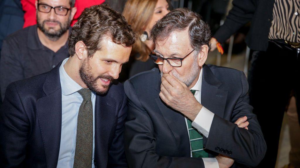 El PP cumple su palabra y se niega a responder a las acusaciones de Bárcenas contra Rajoy y el partido