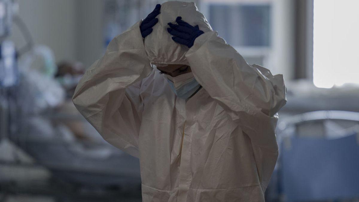 Madrid baja de los 500 ingresados en UCI por coronavirus