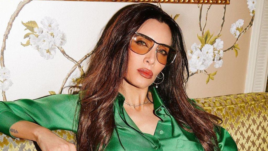Pilar Rubio, siempre fiel a su manicura favorita: las claves de 'la media luna'