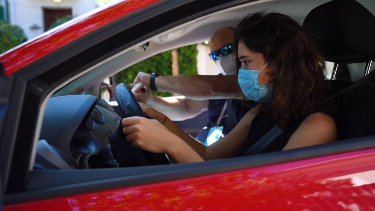 El examen para el carnet de conducir tiene que cambiar