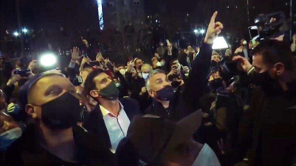 La última polémica de Djokovic: una fiesta multitudinaria para celebrar sus 311 semanas como número 1