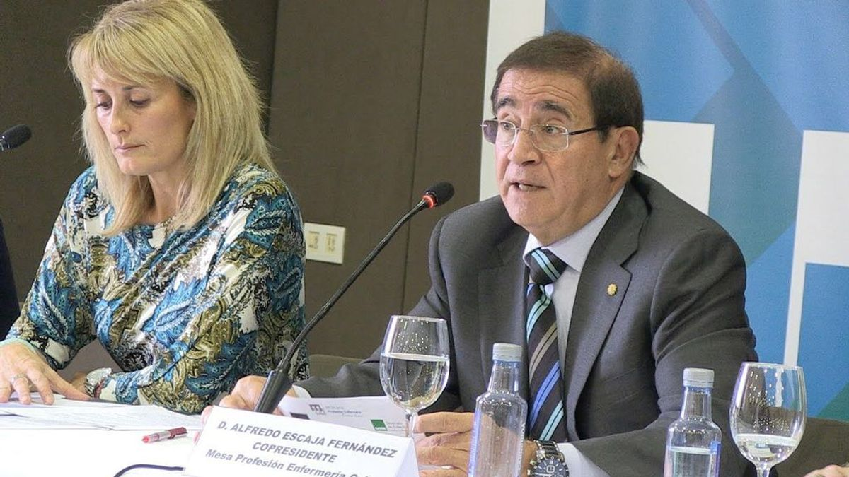 Denuncia por conducta machista al Consejo General de Enfermería en el Ministerio de Igualdad