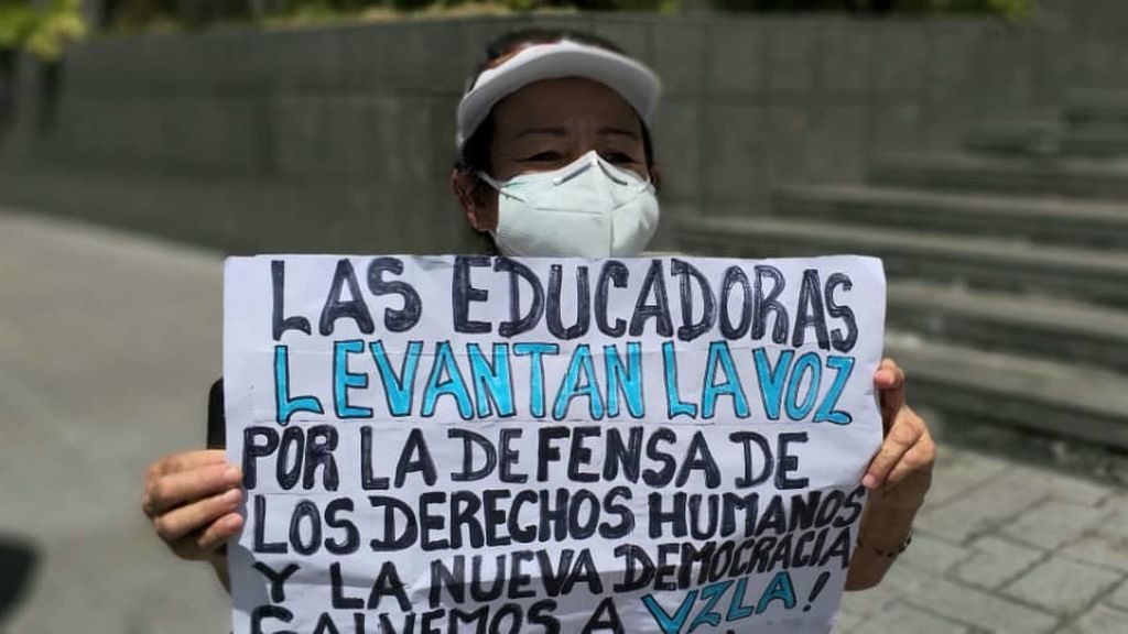 Libertad y democracia: las exigencias de organizaciones feministas en el Día de la Mujer en Venezuela