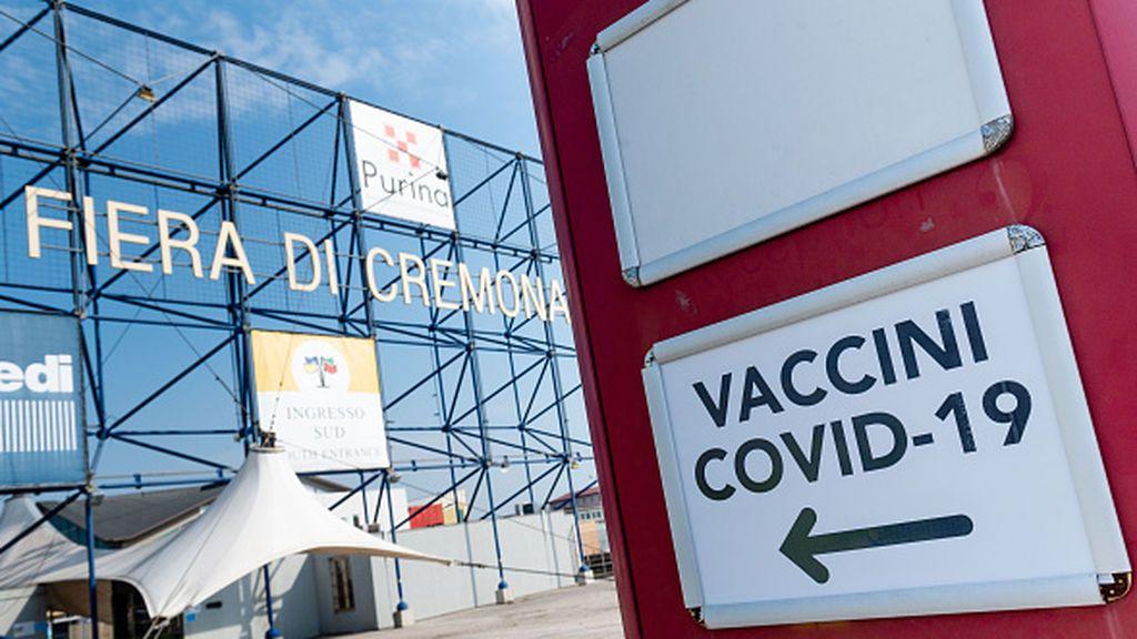 Italia: Un año de pandemia y 100.000 muertos
