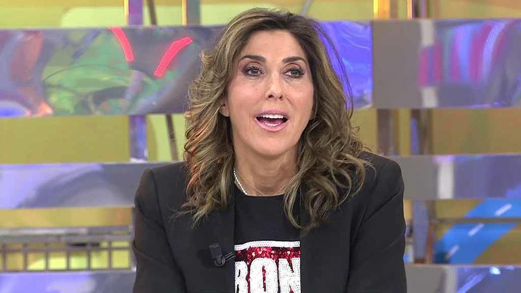 """Paz Padilla envía un cariñoso mensaje a Jordi Sánchez tras salir de la UCI: """"A partir de aquí, adelante ¡Te quiero mucho!"""""""