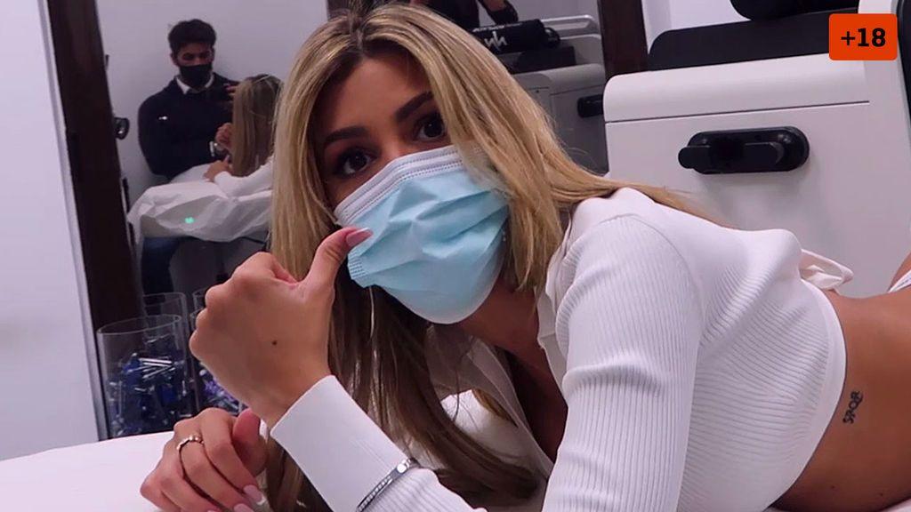 Oriana Marzoli se somete a un nuevo retoque y aclara si se ha operado el culo (1/2)