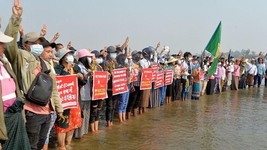 La ONU manifiesta su preocupación por la ocupación de universidad y hospitales en Birmania por militares