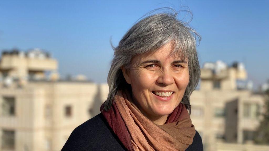 Alicia Vacas Moro, misionera española elegida como una de las Mujeres Coraje por el Gobierno de Biden