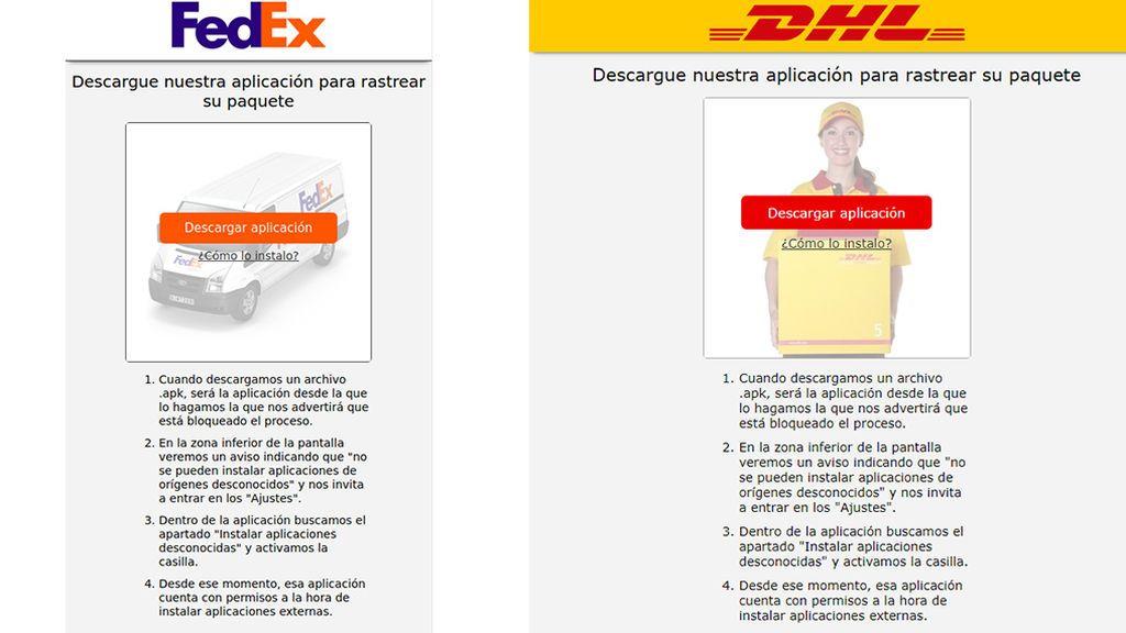 No solo afecta a FedEx