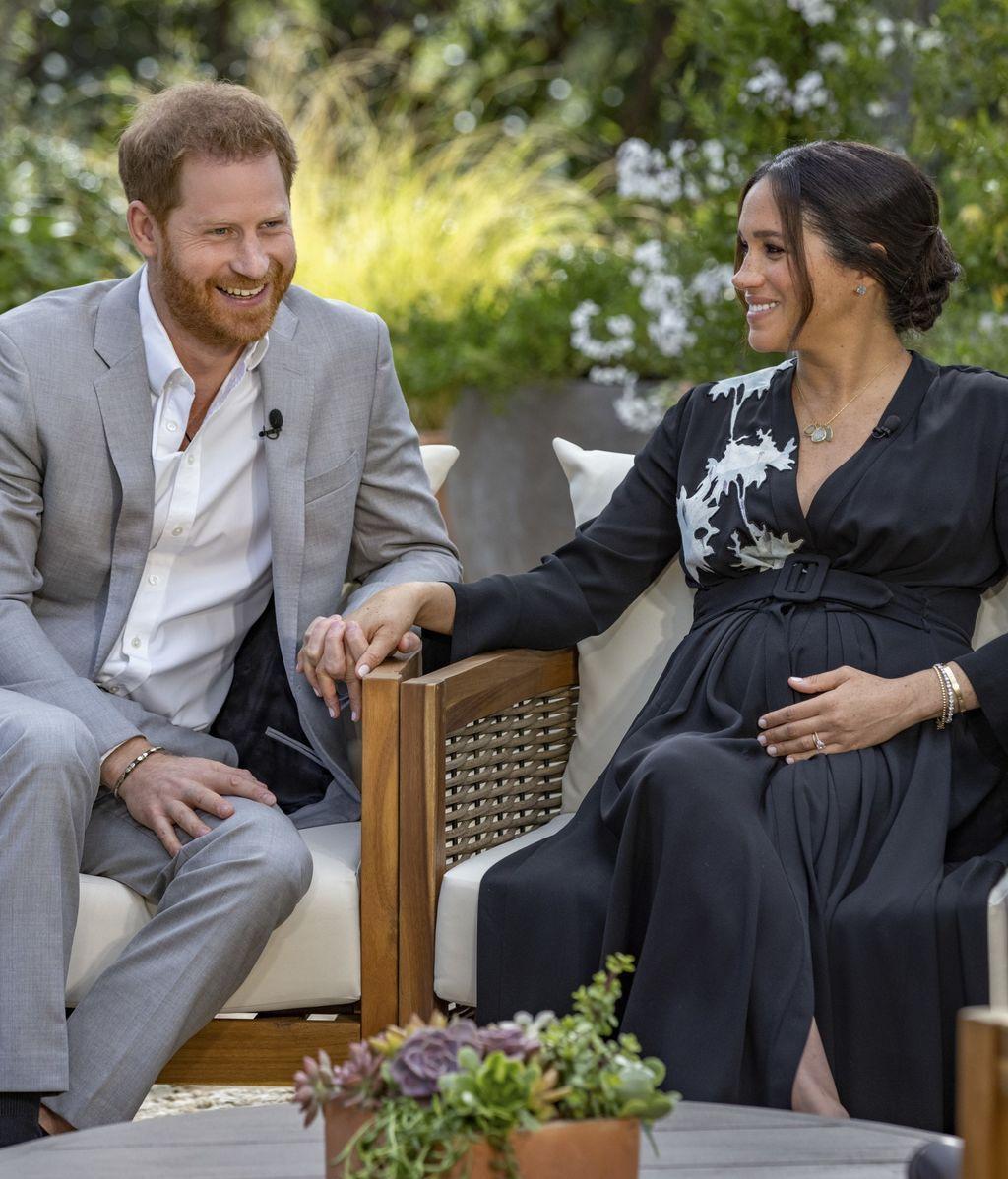Harry y Meghan están esperando una niña