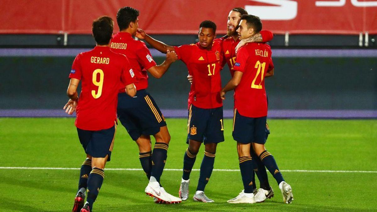 Los rivales de España en la Eurocopa del Grupo E: Polonia, Suecia y Eslovaquia