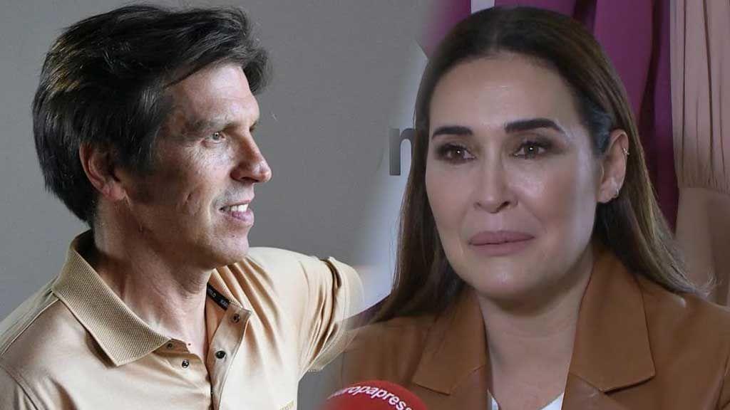 Vicky Martín Berrocal, sobre su relación con 'El Cordobés'