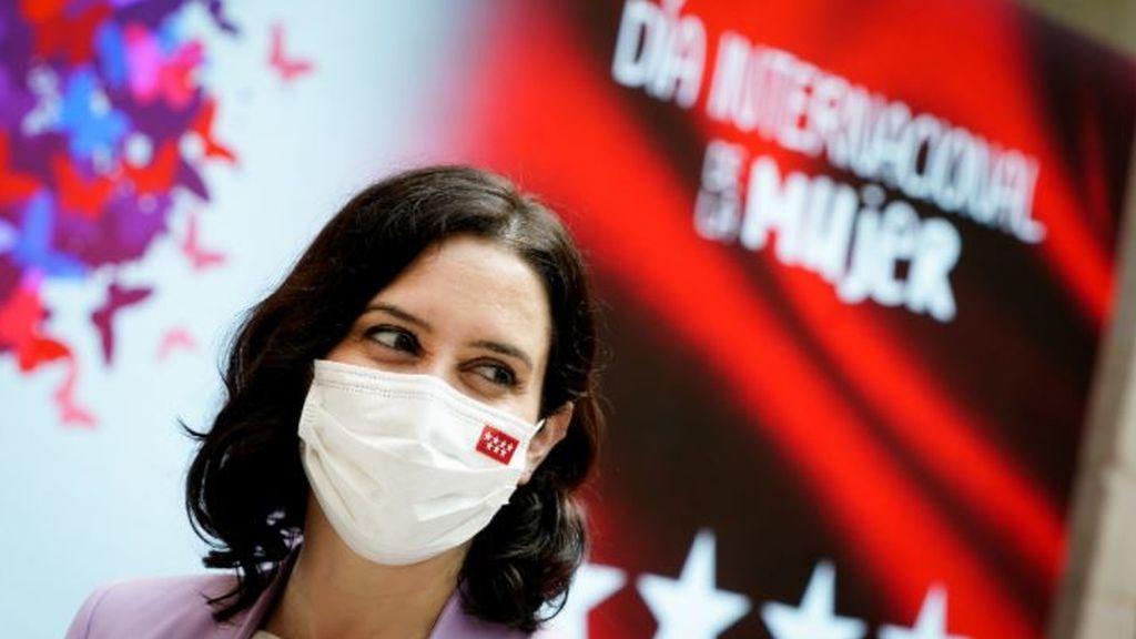 Ayuso convoca elecciones anticipadas en Madrid para el 4 de mayo tras la moción de censura en Murcia