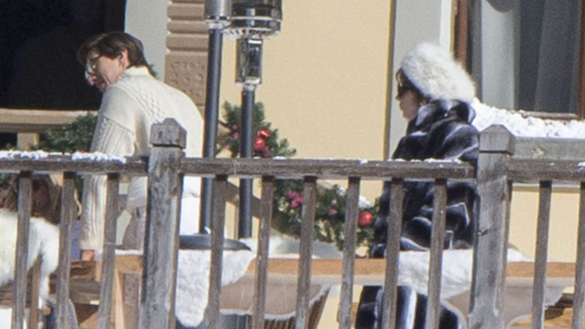 Lady Gaga y Adam Driver ya posan para 'House of Gucci', la nueva película de Ridley Scott