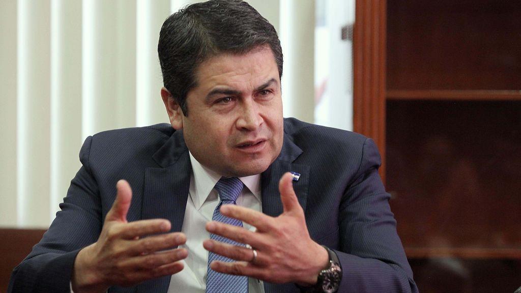 El presidente de Honduras acusado de narcotráfico por la fiscalía de Nueva York